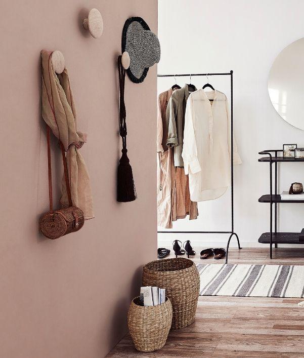 garderobe-landhausstil