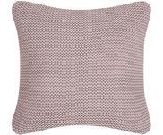 Housse de coussin 50x50 tricot Adalyn