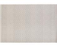 In- & Outdoor-Teppich Meadow Raute mit grafischem Muster
