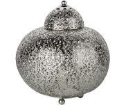 Lámpara de mesa pequeña Marocco, estilo boho