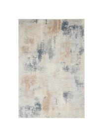 Designteppich Rustic Textures II in Beige/Grau, Flor: 51%Polypropylen, 49%Pol, Beigetöne, Grau, B 240 x L 320 cm (Größe L)