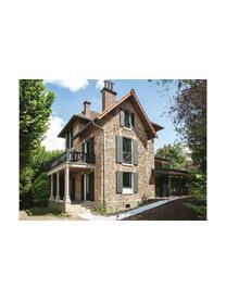 Bildband Old Houses Made New, Papier, Hardcover, Mehrfarbig, 25 x 32 cm