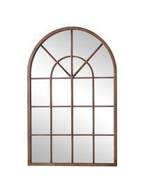 Specchio da parete Kelford, Cornice: metallo verniciato, Superficie dello specchio: lastra di vetro, Bronzo, Larg. 60 x Alt. 90 cm
