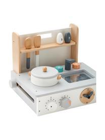 Spielzeug-Küche Homy, Holz, Mehrfarbig, 25 x 31 cm