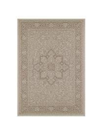 In- & Outdoor-Teppich Anjara im Vintage Style, 100% Polypropylen, Taupe, Beige, B 200 x L 290 cm (Größe L)