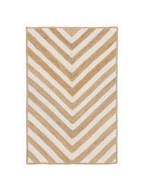 Ręcznie wykonany dywan z juty Eckes, 100% juta, Beżowy, S 200 x D 300 cm (Rozmiar L)