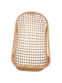 Rotan hangstoel Schwing, Rotankleurig, 72 x 110 cm