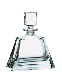 Whisky-Dekanter Boston, 550 ml, Glas, Transparent, H 22 cm