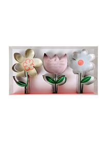 Emporte-pièces Flower, 3élém., Acier inoxydable