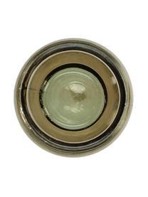 Glasvase Alexandrine, Glas, Braun, Ø 14 x H 27 cm