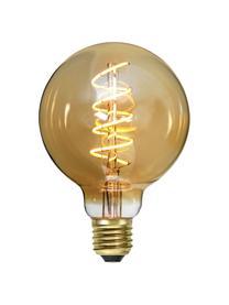 Żarówka z funkcją przyciemniania E27/ 3.5 W, ciepła biel, Odcienie bursztynowego, transparentny, Ø 10 x W 14 cm