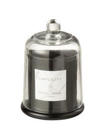 Świeca zapachowa Simplicity (bursztyn), Czarny, Ø 11 x W 14 cm