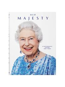 Bildband Her Majesty. A Photographic History 1926–Today, Papier, Hardcover, Mehrfarbig, 25 x 34 cm