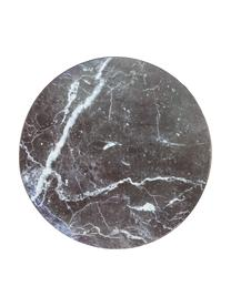 Kork Untersetzer-Set Cara in Marmoroptik, 6-tlg., Kork, beschichtet, Marmor-Optik, Ø 10 cm