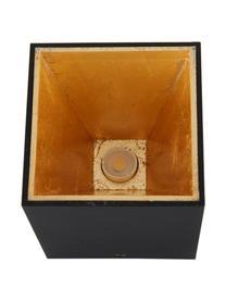 LED-Deckenspot Marty, Schwarz,Goldfarben, 10 x 12 cm