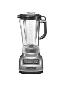 Standmixer KitchenAid, Silbergrau, Transparent, 23 x 42 cm