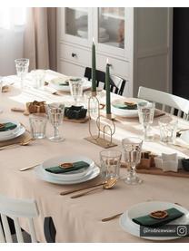 Porzellan-Suppenteller Delight Modern in Weiß, 2 Stück, Porzellan, Weiß, Ø 21 x H 4 cm