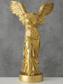 Oggetto decorativo fatto a mano Provinzia, Resina, Ottonato, Larg. 15 x Alt. 25 cm