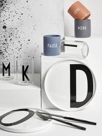 Mug Favourite, Rose, blanc