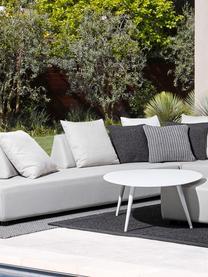 Modulares Garten-Lounge-Set Piper in Sandfarben, 4-tlg., Bezug: Olefin (100% Polypropylen, Gestell: Aluminium, feuerverzinkt , Sandfarben, Set mit veschiedenen Größen