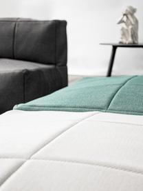 Garten-Loungesessel Sitzsack Sparrow, Bezug: 100% Polypropylen, Gestell: Aluminium, pulverbeschich, Jadegrün, 87 x 64 cm