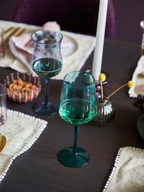 Mundgeblasene Weingläser Desigual in Bunt, 6er-Set, Glas, mundgeblasen, Mehrfarbig, Ø 7 cm