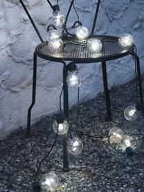 LED-lichtslinger Partaj, 950 cm, Zwart, L 500 cm