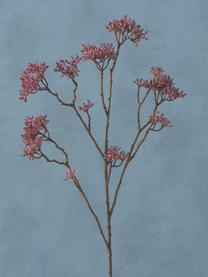 Kunstblume Hartriegel, Kunststoff, Rosa, Braun, L 75 cm