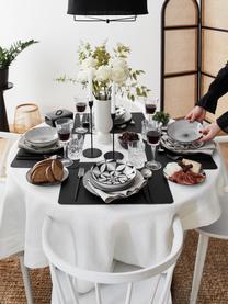 Leinen-Tischdecke Alanta mit Hohlsaum, Cremeweiß, Für 4 - 6 Personen (B 130 x L 170 cm)