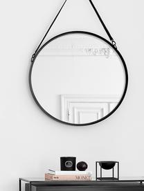 Dreidochtduftkerze Black Magic (Zedernholz, Vetivergras & Patschuli), Behälter: Glas, Schwarz, Creme, Ø 12 x H 11 cm