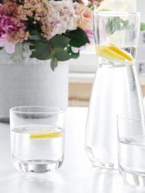 Verre à eau ou à whisky cristal Harmony, 6pièces, Transparent
