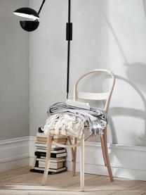 Holzstühle Rippats mit Wiener Geflecht, 2 Stück, Gestell: Birkenholz, Sitzfläche: Rattan, Birke, B 39 x T 53 cm