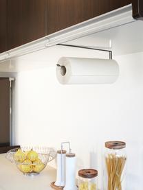 Küchenrollenhalter Tower, Stahl, beschichtet, Schwarz, 26 x 10 cm