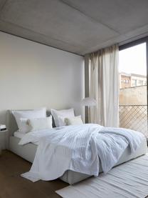 Waffelpiqué-Tagesdecke Panal, 100% Baumwolle, Weiß, 180 x 260 cm