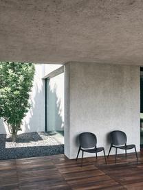 Fauteuil lounge design Be Bop, Noir