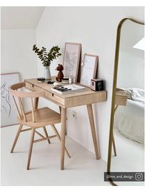 Petit bureau en bois de chêne Century, Chêne