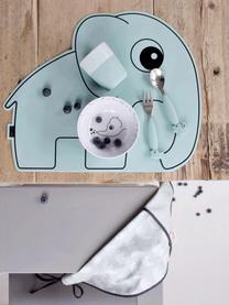 Besteck-Set YummyPlus, 3-tlg., Griffe: TPE (100% lebensmittelech, Blau, L 14 cm