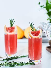Bicchiere long drink in cristallo Harmony 6 pz, La lucentezza più preziosa - il vetro di cristallo spezza la luce in entrata particolarmente forte, Trasparente, Ø 7 x Alt. 15 cm