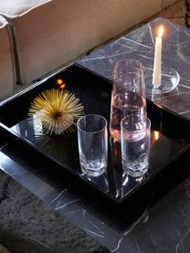 Kristall-Longdrinkgläser Harmony mit dünnem Kelchrand, 6er-Set, Edelster Glanz – das Kristallglas bricht einfallendes Licht besonders stark., Transparent, 360 ml