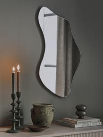 Espejo de pared sin marco Lake, Espejo: cristal, Parte trasera: tablero de fibras de dens, Plateado, An 48 x Al 80 cm