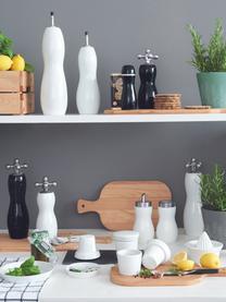 Dozownik na ocet i oliwę Cuisine, różne rozmiary, Porcelana, Biały, Ø 6 x W 30 cm