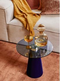 Karaf Colored in amberkleur/transparant, Glas, Amberkleurig, transparant, 1 L