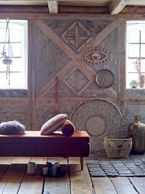 Bougie décorative grise Lulu, Gris