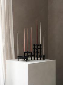 Stabkerzen By Ester & Erik, 6 Stück, Paraffinwachs, Grau, Ø 1 x H 29 cm