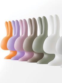 Kinder-Hocker Rabbit, Kunststoff (Polyethylen), Weiss, 46 x 53 cm