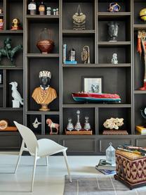 Fauteuil lounge design Be Bop, Blanc