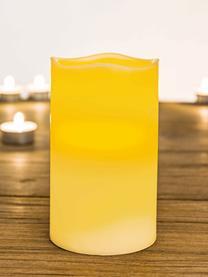 Świeca LED Nadla, Beżowy, biały, Ø 8 x W 10 cm