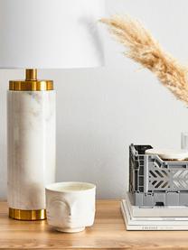 Kleine design dipschaal Muse, Porselein, Wit, Ø 7 cm