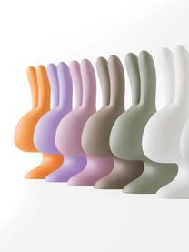 Kinder-Hocker Rabbit, Kunststoff (Polyethylen), Pink, 46 x 53 cm
