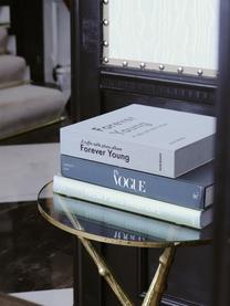 Fotoalbum Forever Young, Grau, Blau, Weiß, Schwarz, 25 x 25 cm